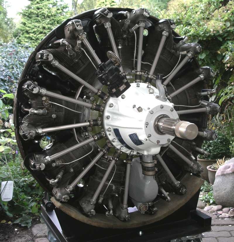 7 Cylinder Radial Engines Model 7 Free Engine Image For
