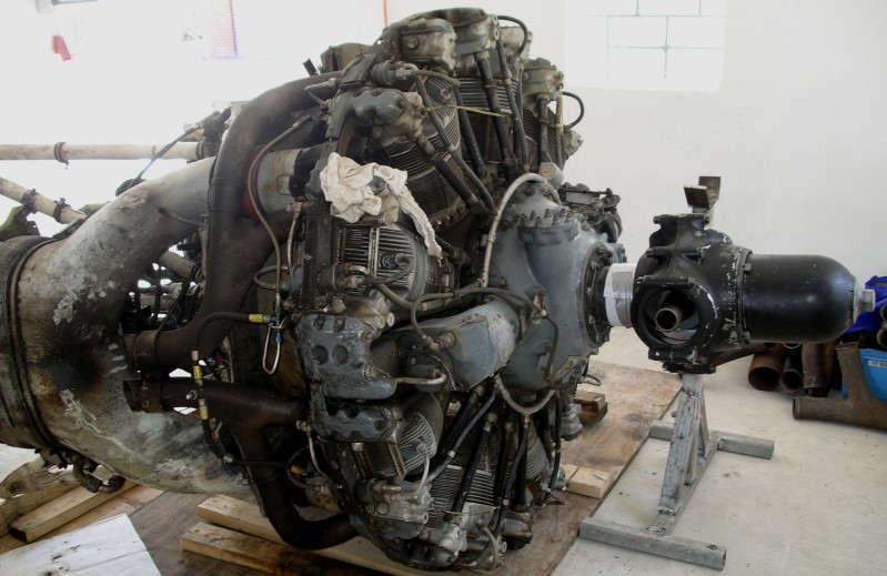 He Artefakte Images Aircraft Radial Engines