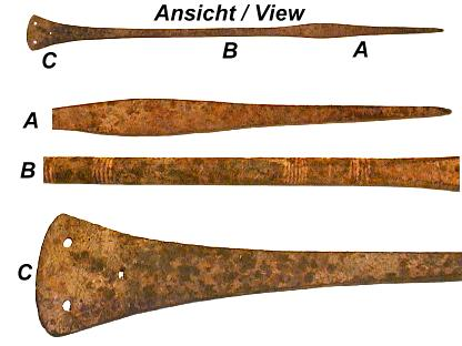 iron work in ancient africa Future work should focus on improving the size, quality and  mombo j, locko  m (1987) gabon: the earliest iron age in west central africa.